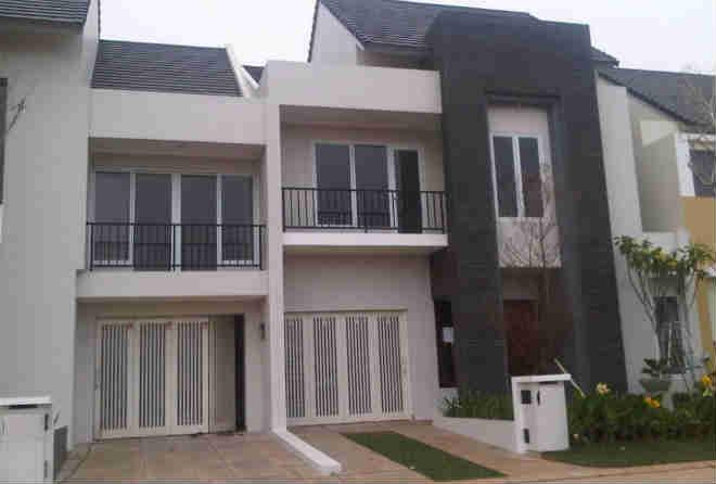 rumah dijual di modernland, tangerang