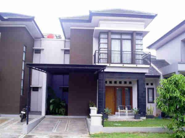 rumah dijual di graha raya bintaro, tangerang