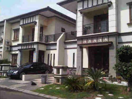 rumah di modernland